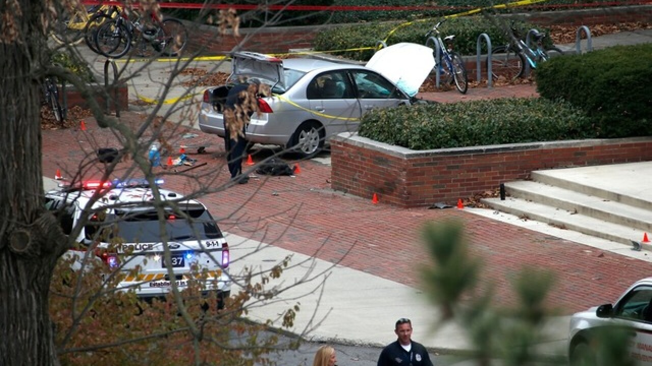 LISTEN: 911 calls detail chaos at Ohio State