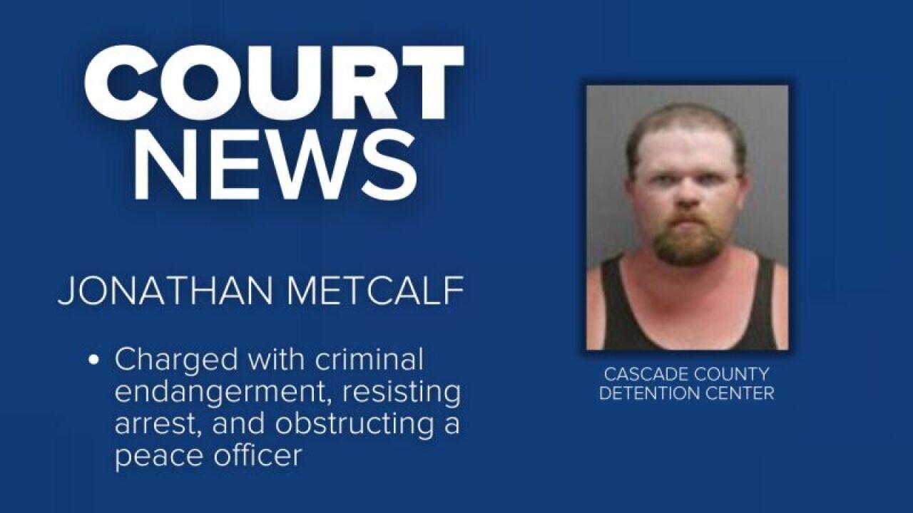 Jonathan Cory Metcalf