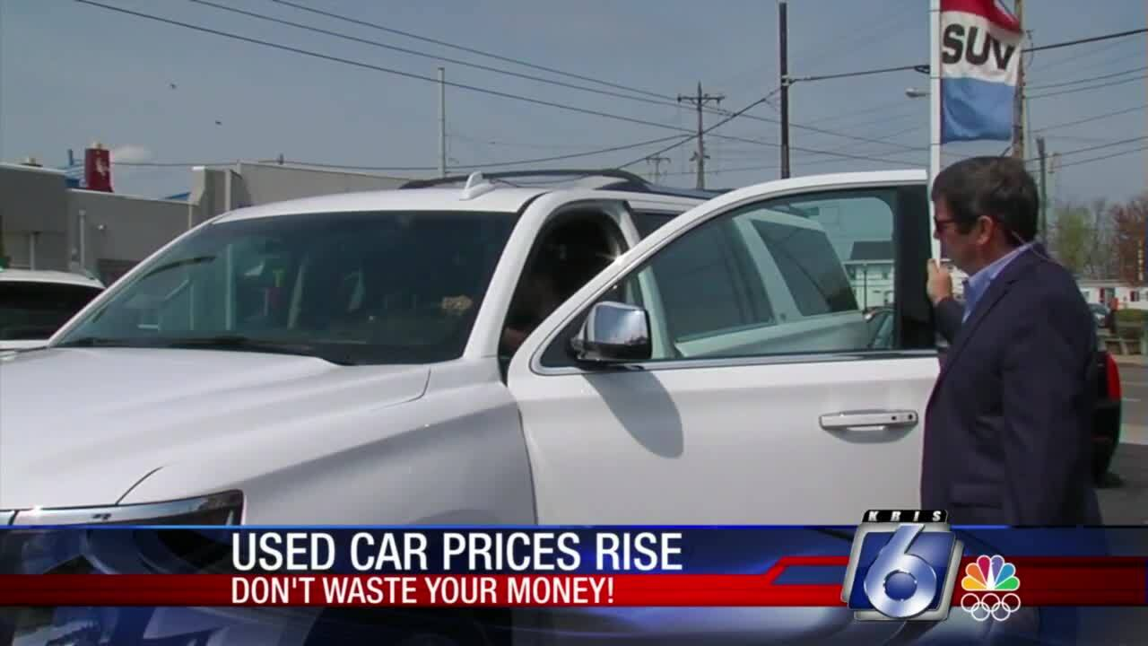 DWYM: Why some used cars cost more than new ones