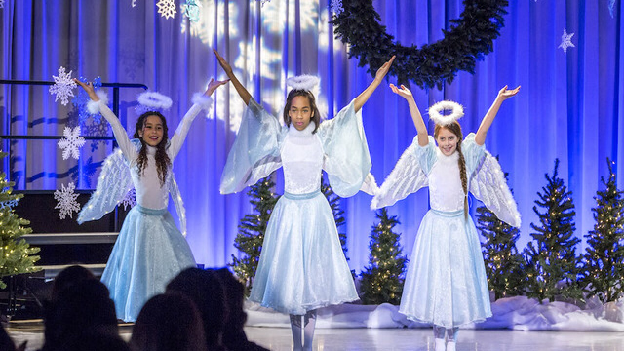 Get a sneak peek at Hallmark Channel's newest holiday movies