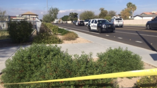 Officer-involved shooting in Mesa