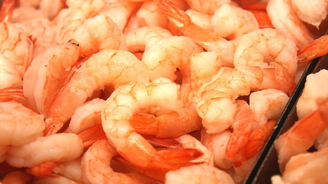30% of shrimp products misrepresented, study says