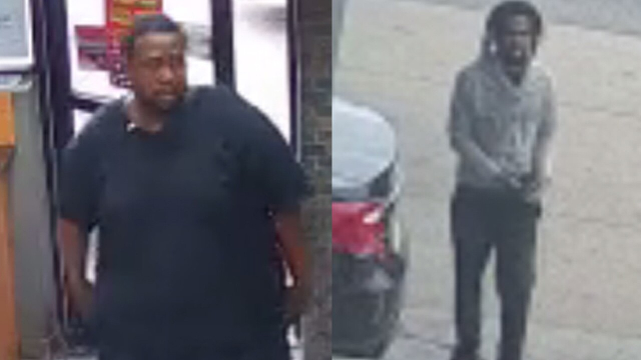 Police looking for suspects in Corktown robbery
