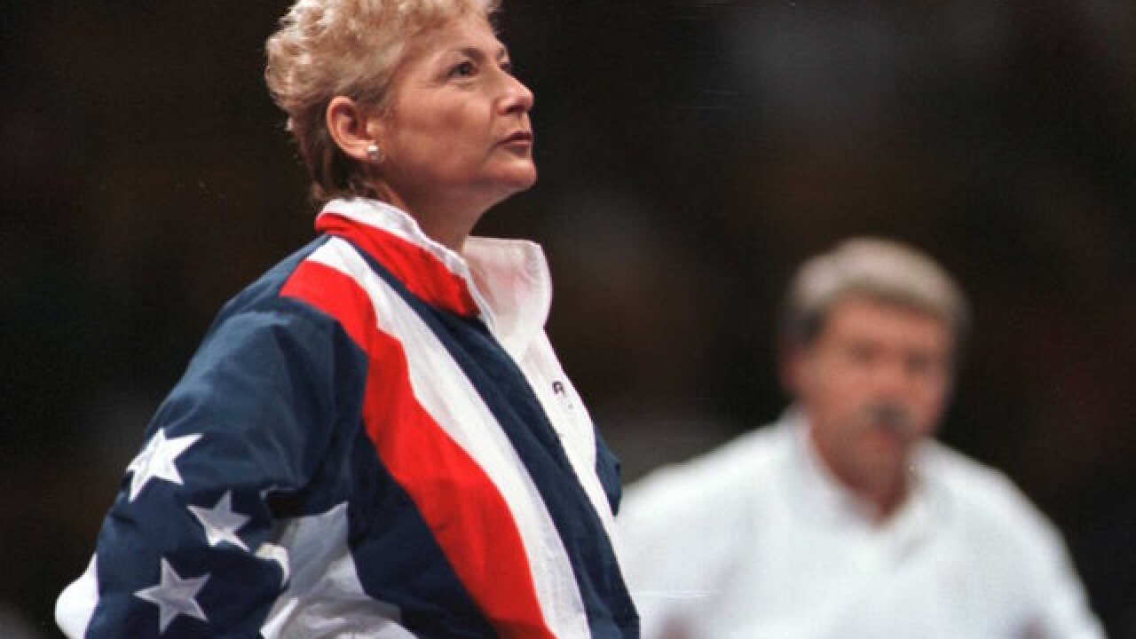 Gymnastics coach Martha Karolyi says 'I don't feel responsible' for Nassar abuse