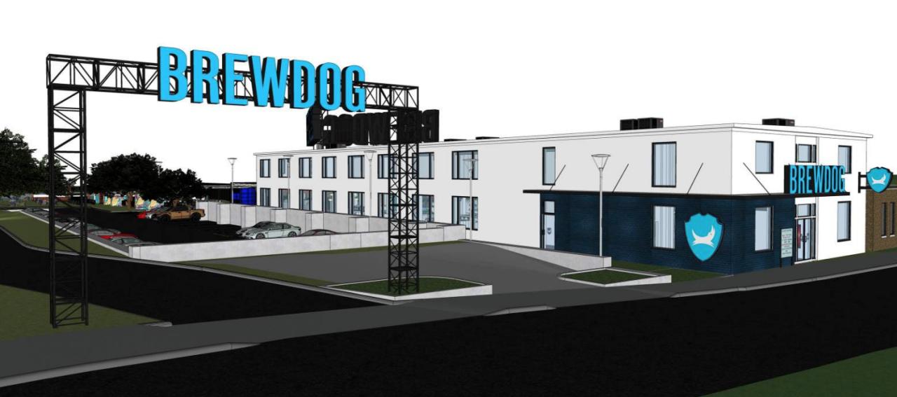 BrewDog rendering