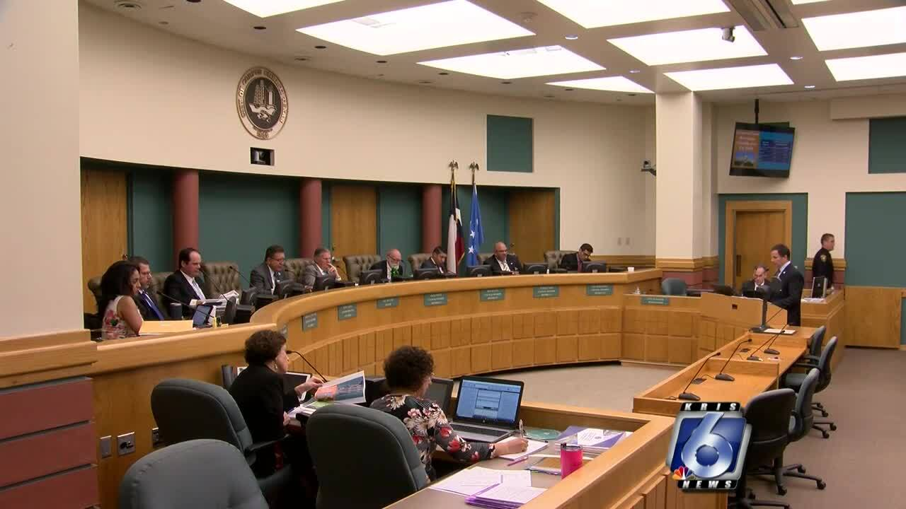 First reading of the city's budget is approved