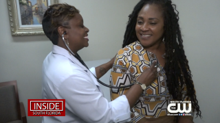 Get Your Cape On: Dr. Katina Kennedy
