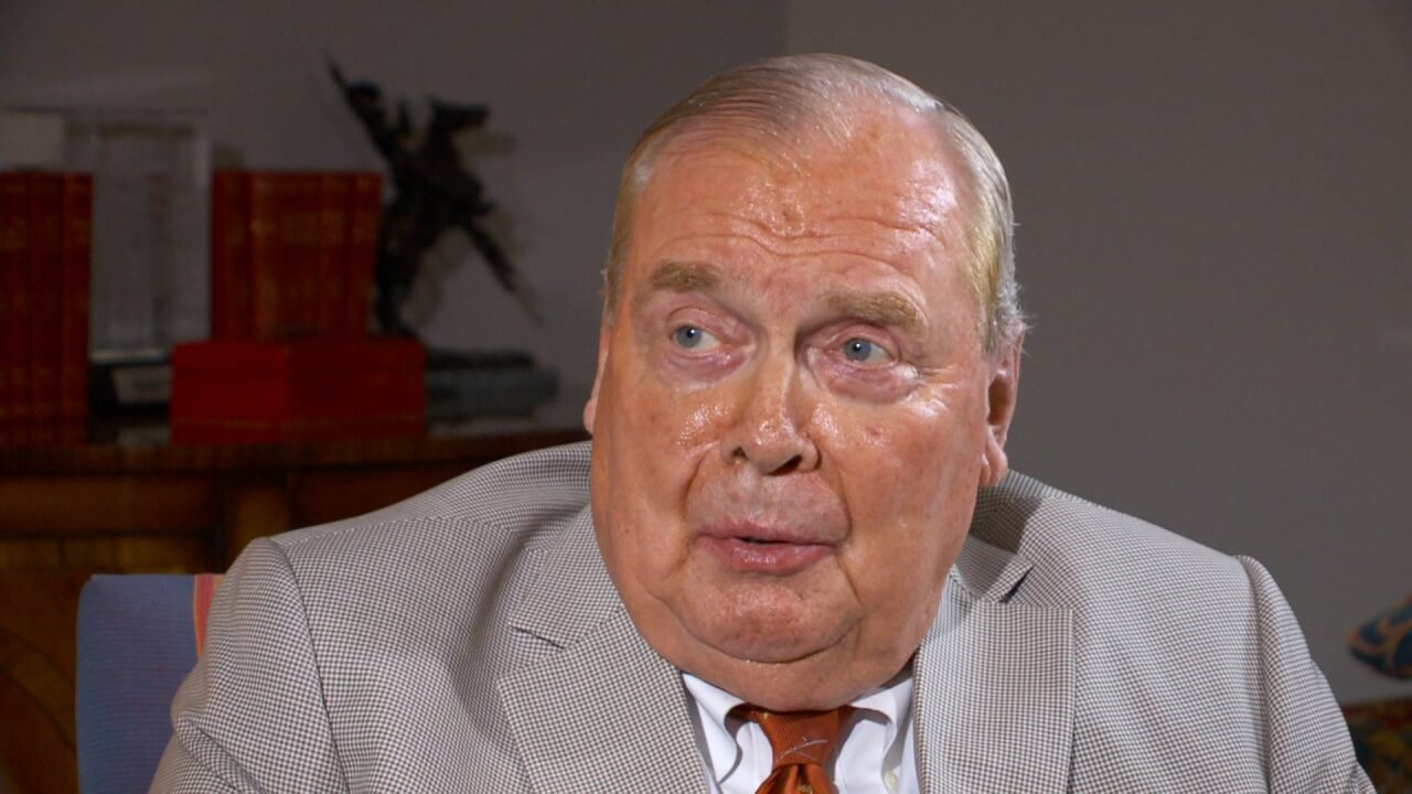 Jon Huntsman Sr. speaks in favor of medical marijuana