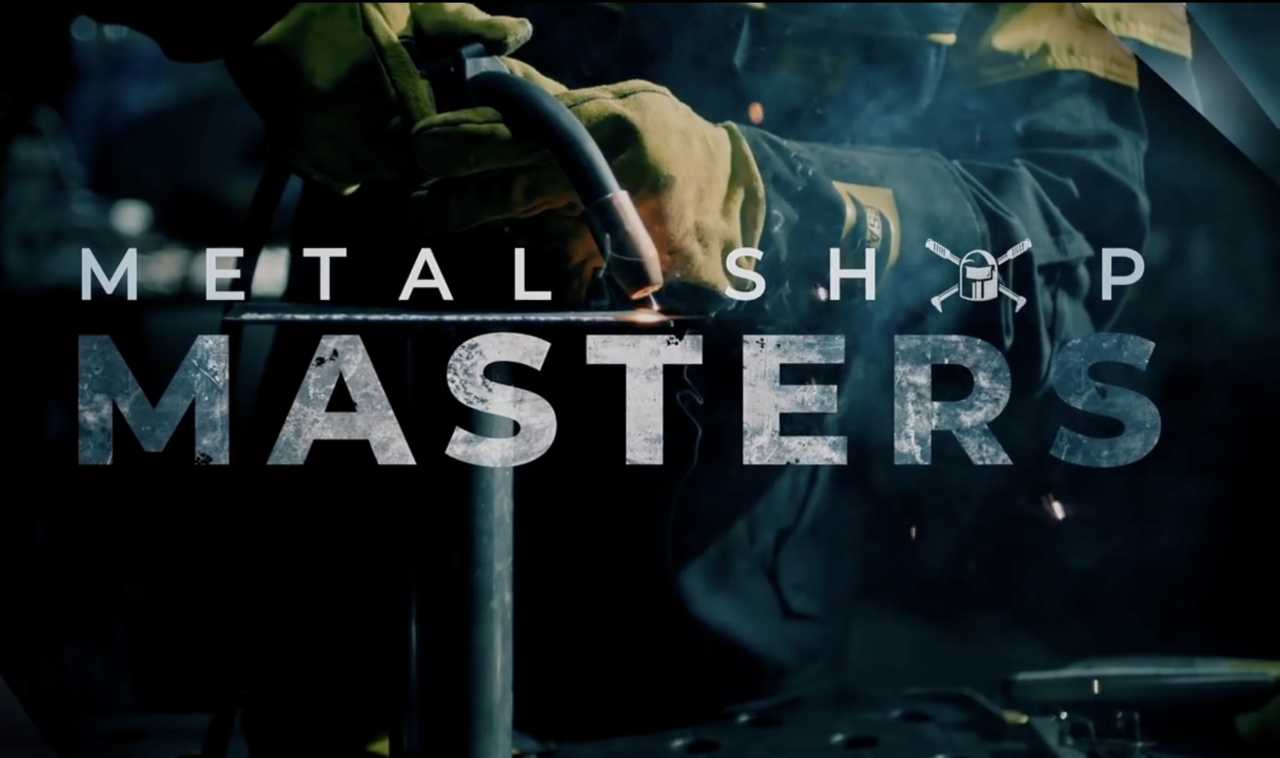 Metal Shop Masters Preview