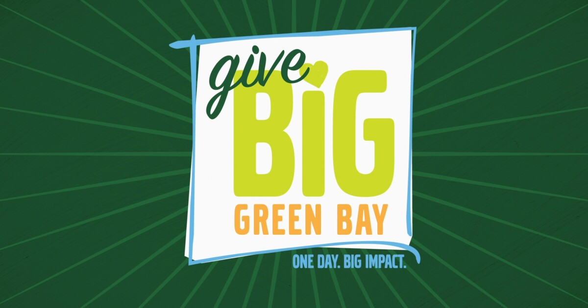 More than $1.2 million raised for Give Big Green Bay event