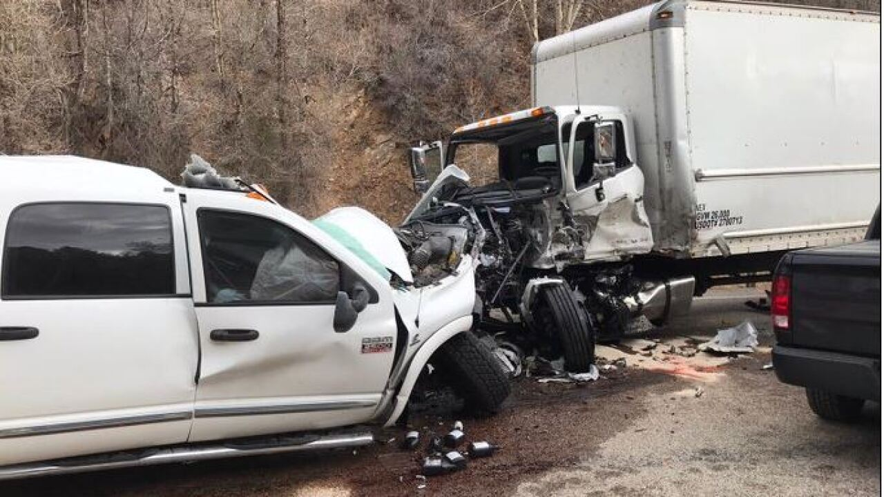 One killed, two injured in crash on US 40 near Heber City