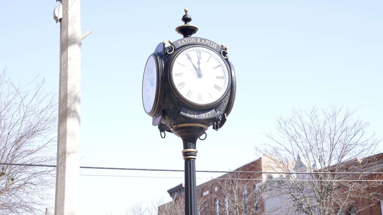 The City of Eaton Rapids