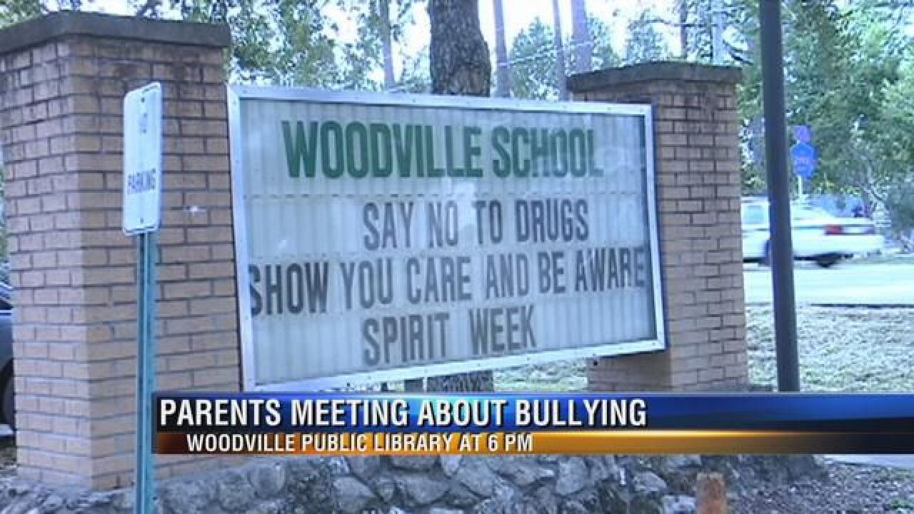 Parents Meet Up to Tackle Bullying at Woodville Elementary