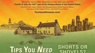 The Farmers' Almanac clears the air on the Idaho winter forecast