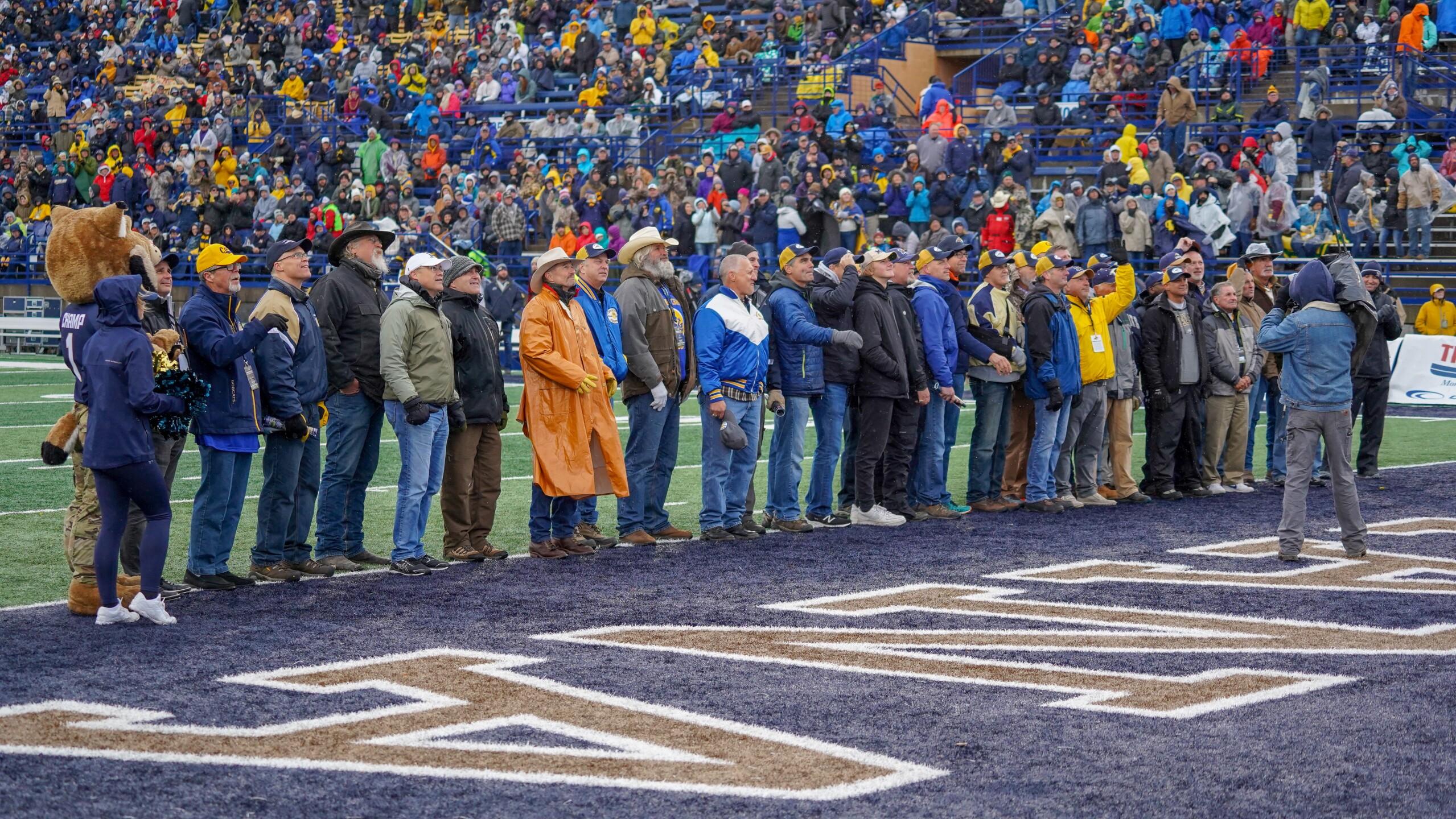 Montana State 1984 team