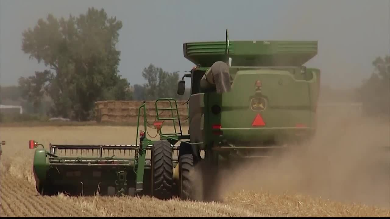 Montana Ag Network: Wheat farmers watching Japan trade talks