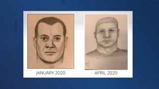 Rape Suspect, Los Angeles, September 20, 2021
