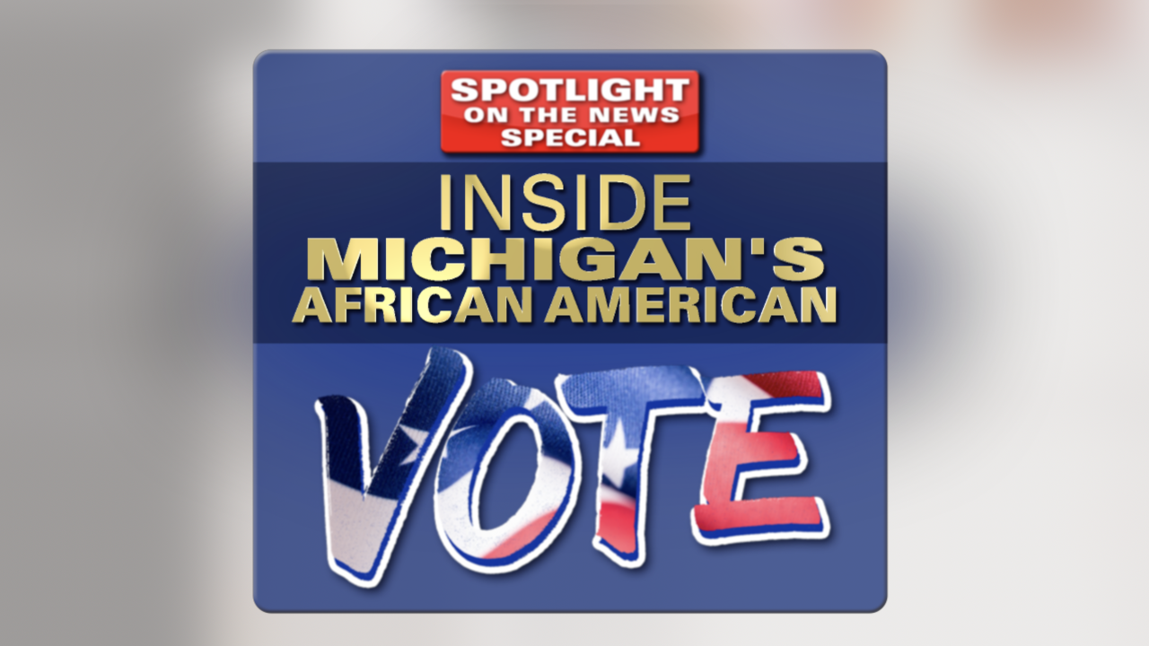 Inside Michigan's African American Vote