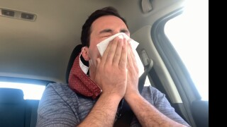 13 Action News anchor Ross DiMattei gets COVID-19 test