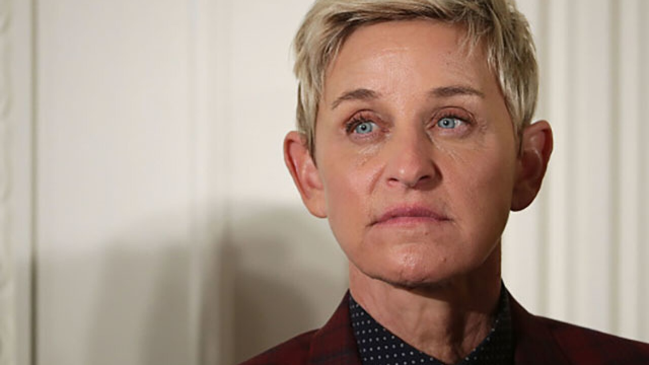 Ellen DeGeneres mourns the loss of her father