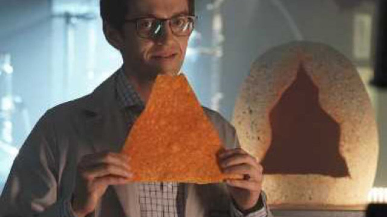 New 'Jurassic Doritos' released into the wild