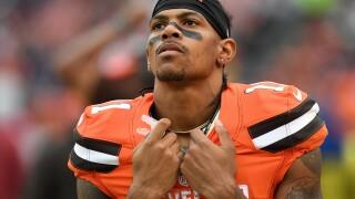 NFL wide receiver Terrelle Pryor stabbed in Pittsburgh