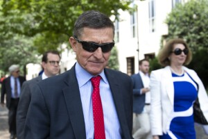 Trump pardons his former national security adviser who pleaded guilty to lying to the FBI