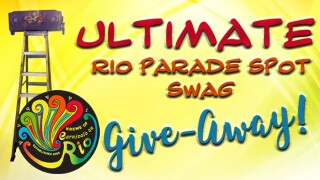 Enter the Krewe of Rio Parade Spot Giveaway!