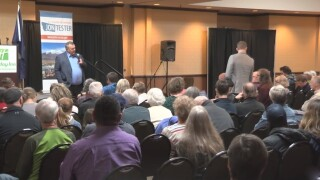 Tester hosts town hall in downtown Missoula