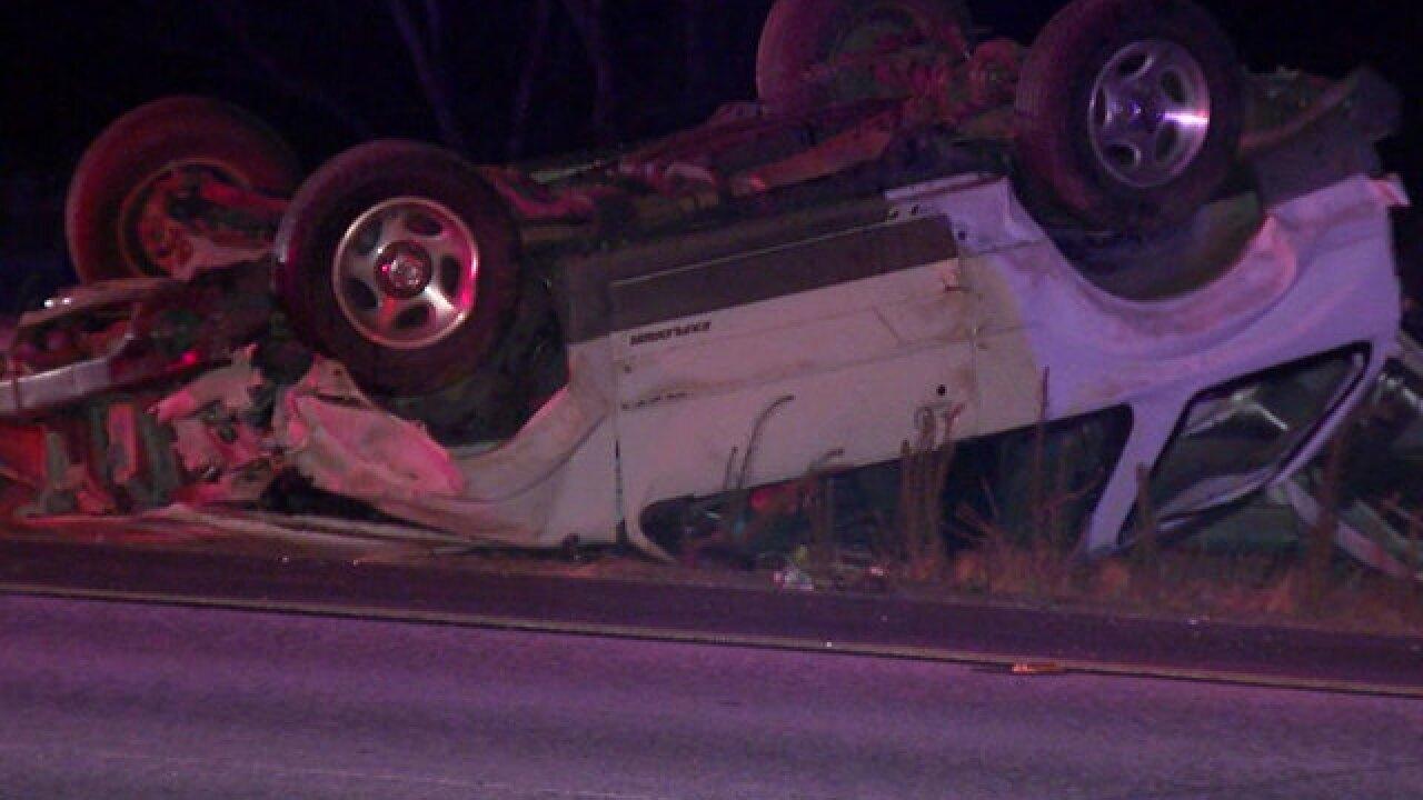 1 dead in multi-vehicle crash near Fallbrook