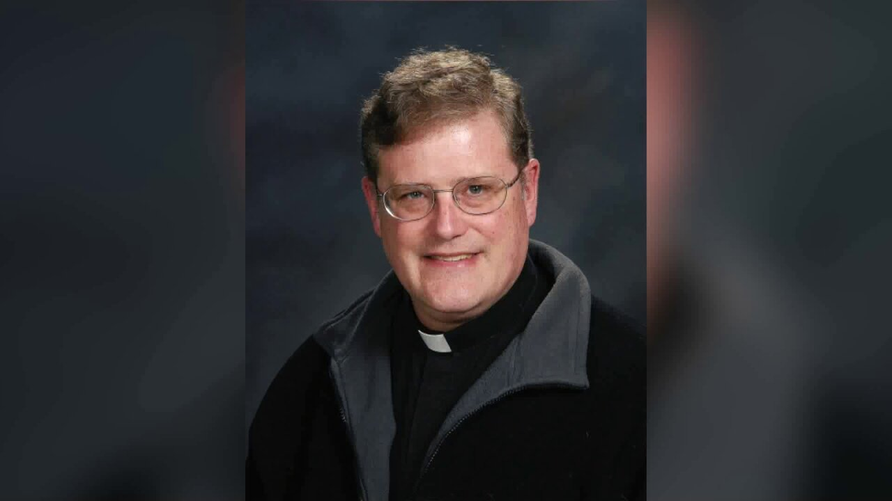 Virginia priest takes leave of absence after penning editorial on Klan past