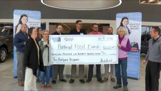 Salute to Service: Flathead Food Bank Backpack Program for Kids