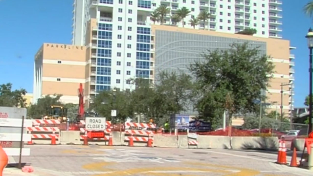 Cultural makeover for CityPlace causing concern