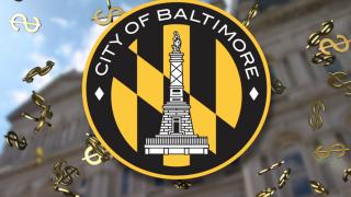 baltimore city money