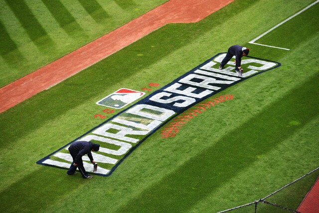 Photos: A look back at the 2016 Cleveland Indians season