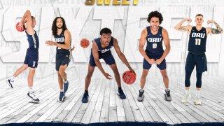 ORU advances to the Sweet 16