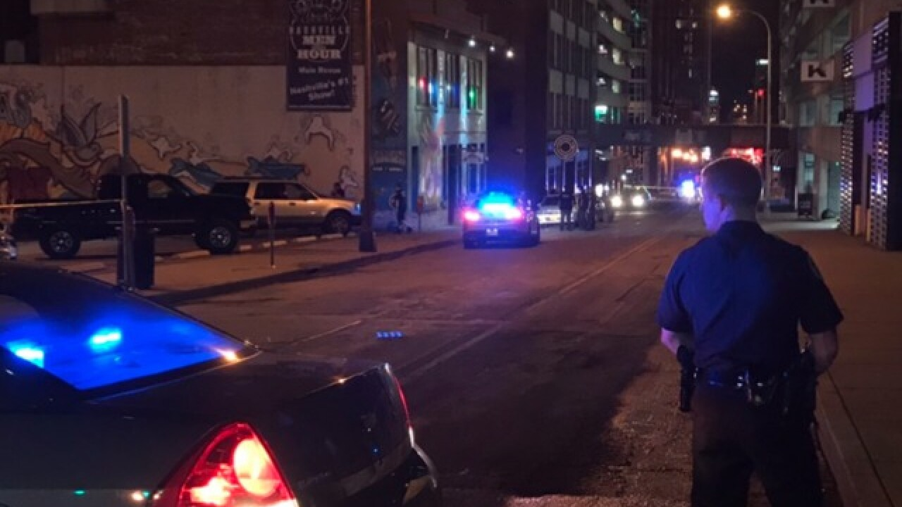 1 Arrested, 1 Sought In Shooting Outside Piranha's