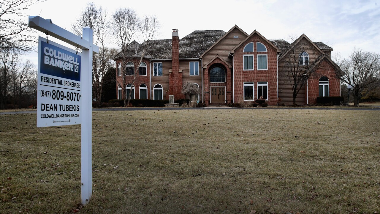 New Data Finds Home Sales Favor Wealthy, As Affordable Homes Are Scarce