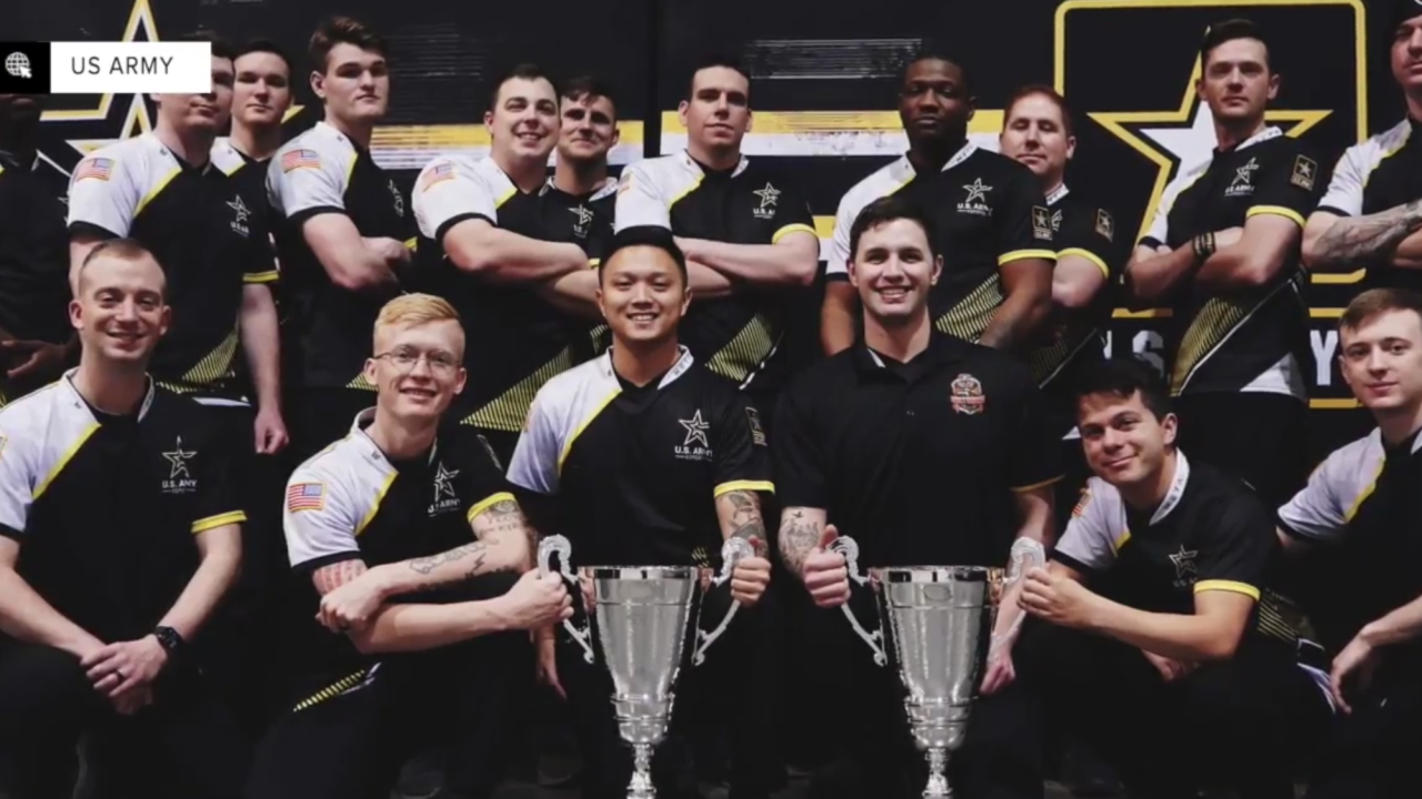 Army using its esports team to help recruit during pandemic