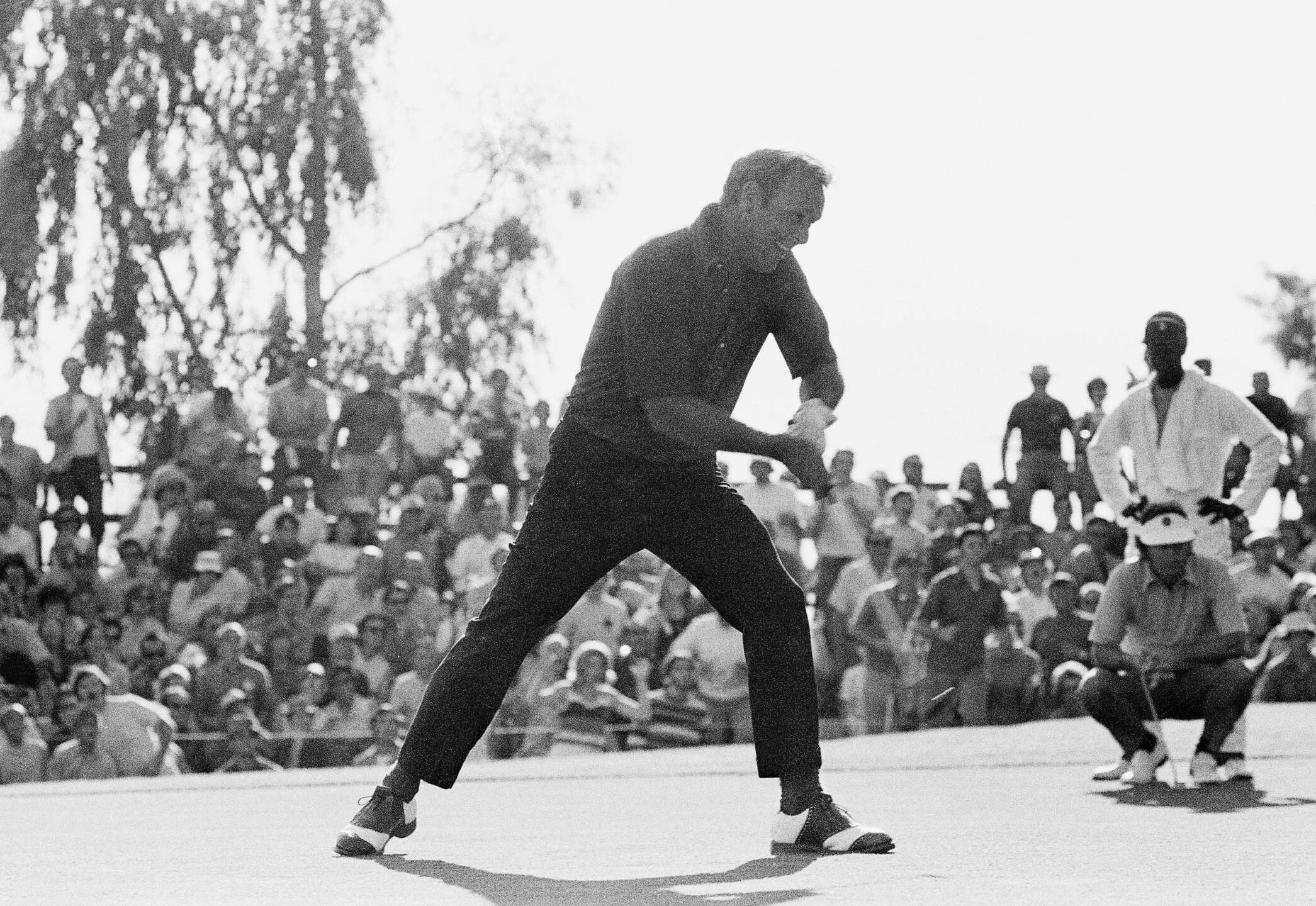 Arnold Palmer, Ray Floyd