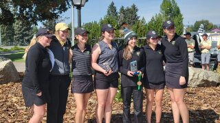 Rocky Women Golf