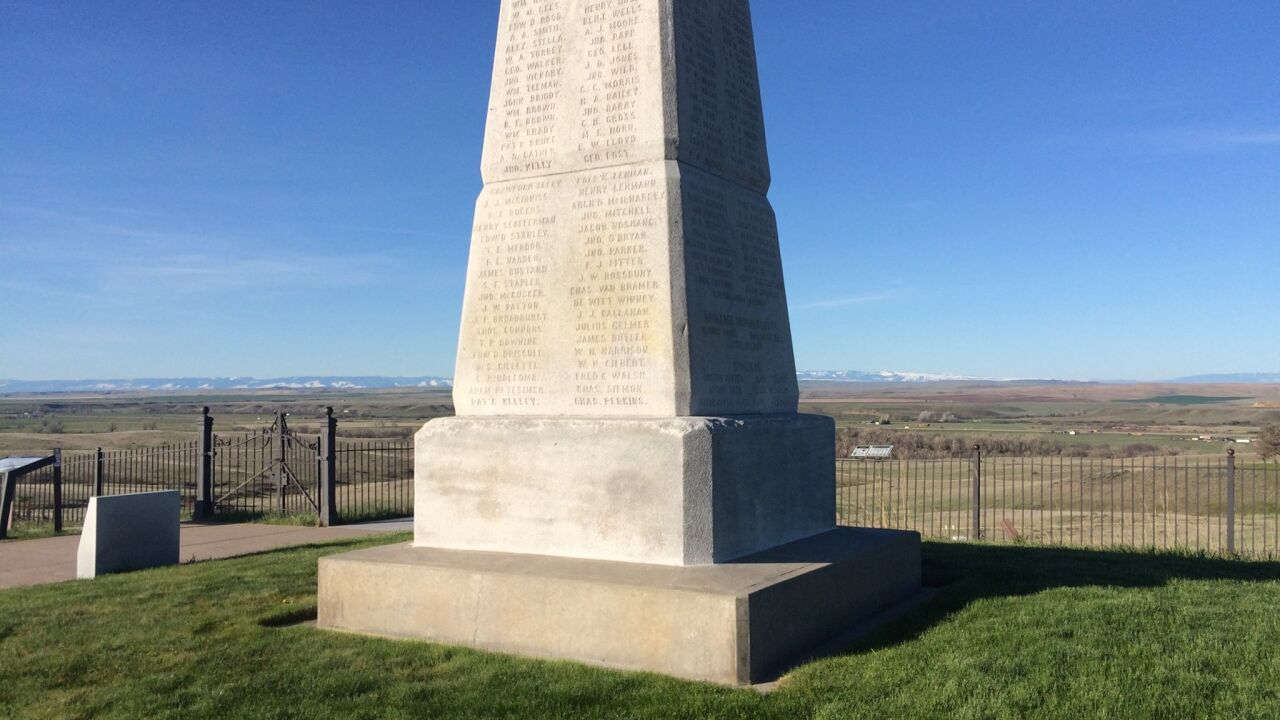 The Little Bighorn Battlefield has a new visitor center in the works.