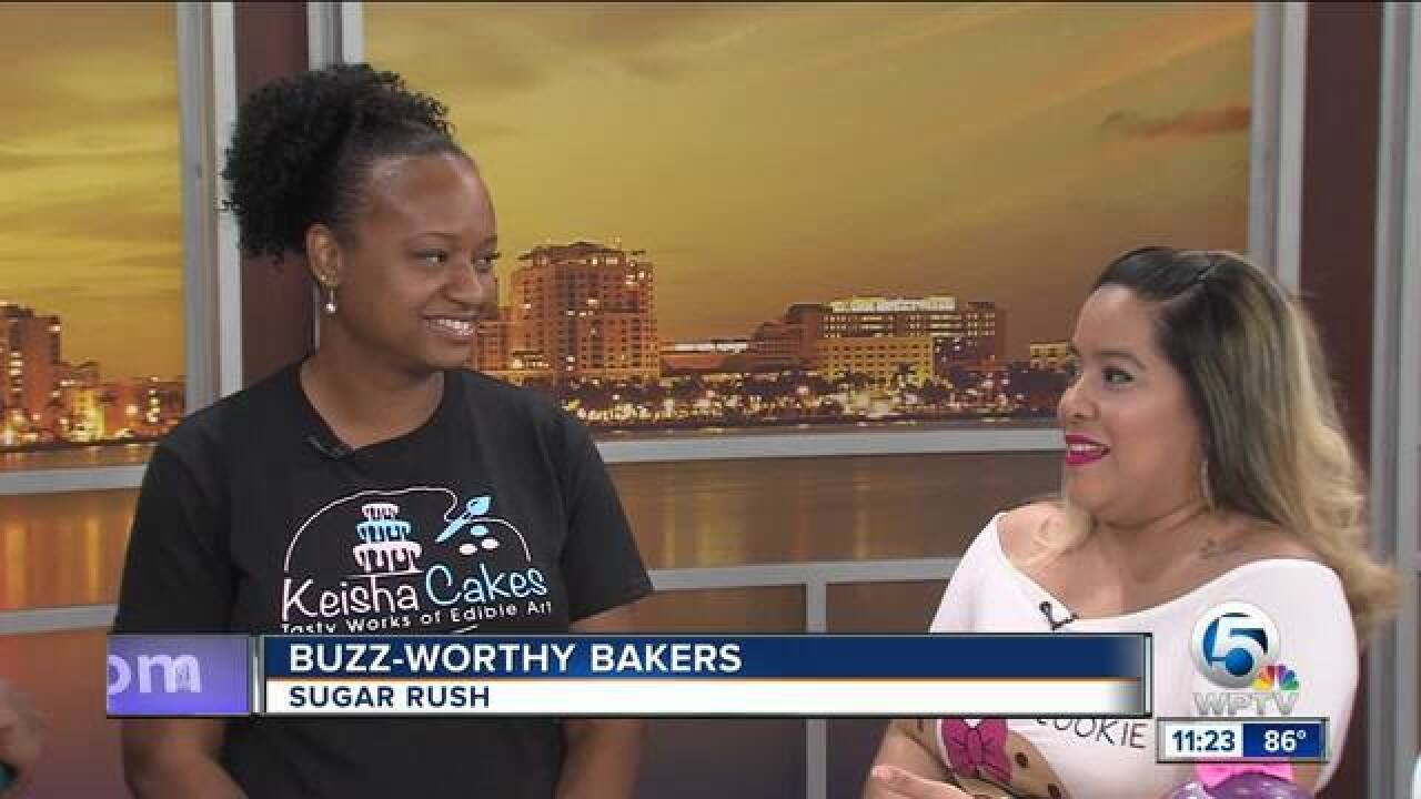 Local bakers compete on Netflix's 'Sugar Rush'