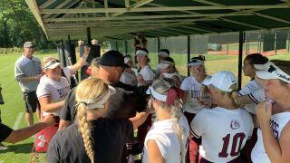 Grandville softball falls in state semifinals