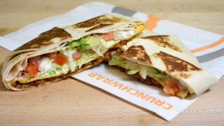 If You Like Taco Bell Crunchwraps, You'll Love This Homemade Buffalo Chicken Version