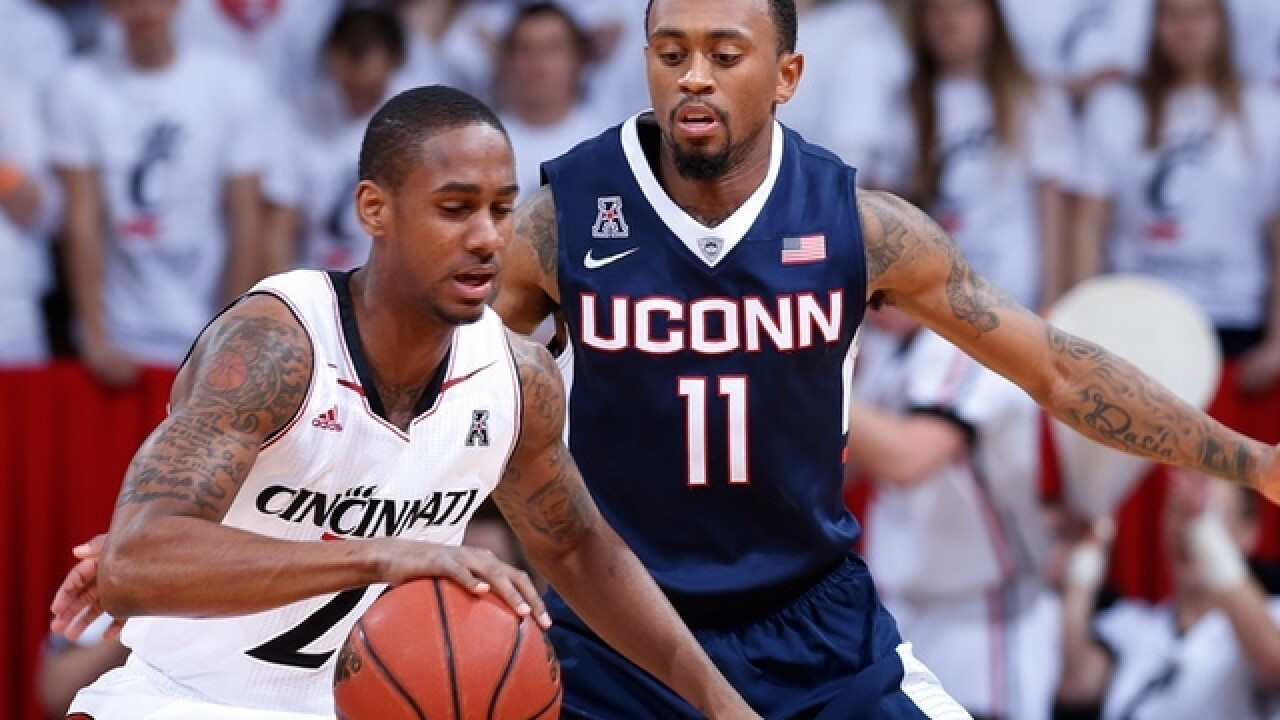 What 4OT loss? UC starts fresh in NCAA Tourney