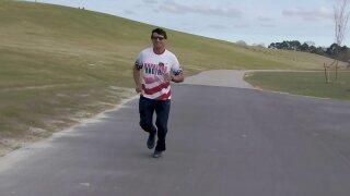 Virginia Beach man plans to run 7 marathons on 7 continents in 7days