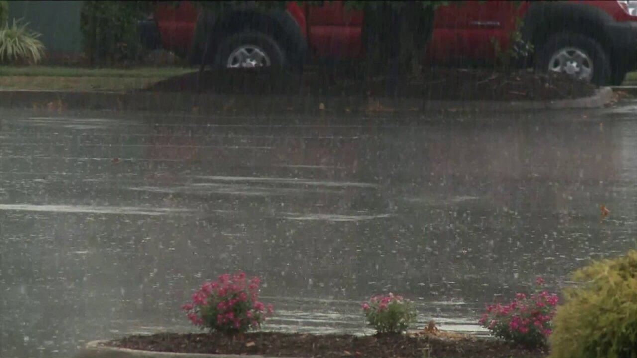 Preparing for rain on the beach and in your backyard this holidayweekend