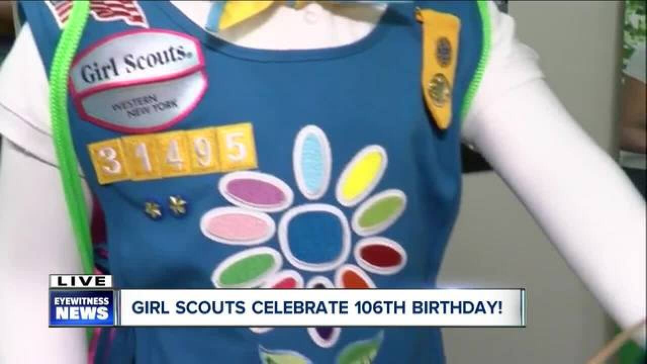 More than cookies: Girl Scouts embracing tech