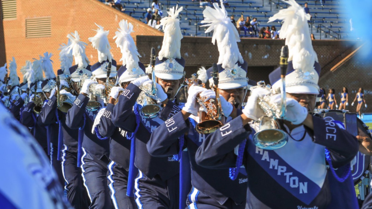 Hampton University Marching Band to perform in 2020 Macy's Thanksgiving Day Parade